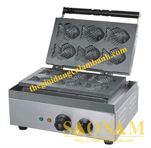Máy Nướng Bánh Cá Bằng Điện SN#525632